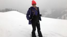 Womens Snowboard Pants in Black