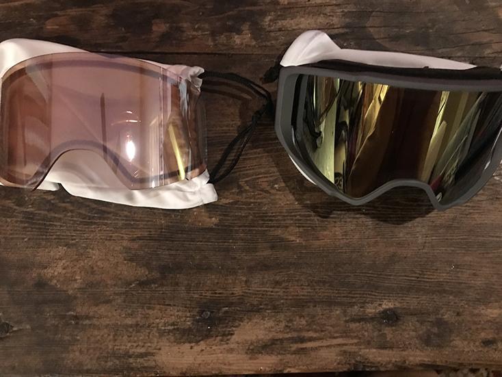 Shred Optics Goggles