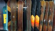 Wooden Snowboards