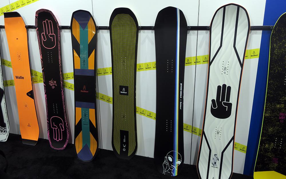 2021 Bataleon Snowboards