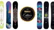 Women's Snowboards Editor's Choice