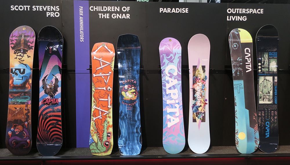 2021 Capita Snowboards