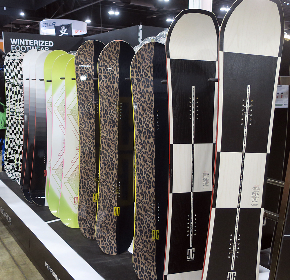 2021 DC Snowboards