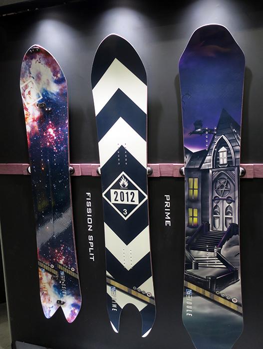2021 Deviation Snowboards
