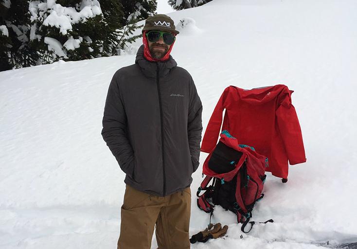 Eddie Bauer Ignitelite Stretch Reversible Hooded Jacket Review