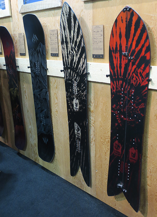 Jones Splitboards