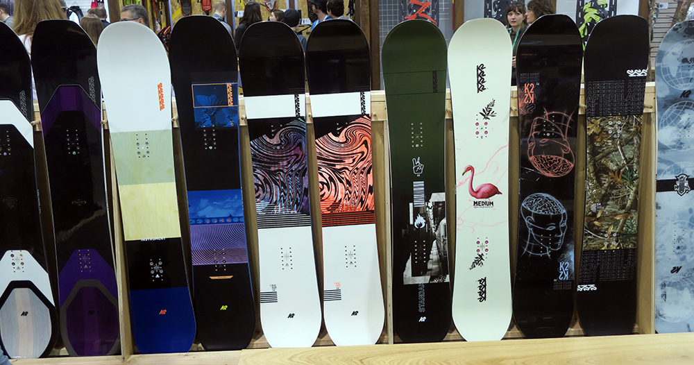 2021 K2 Snowboards