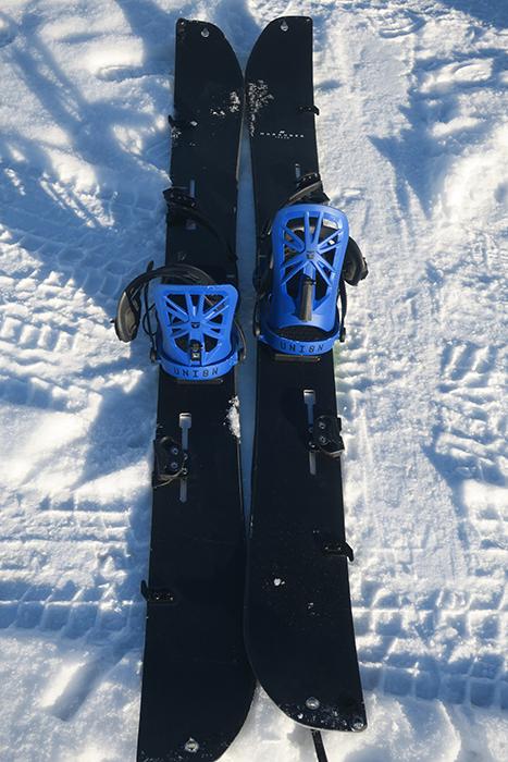 K2 Split Track Mountain System for Splitboard