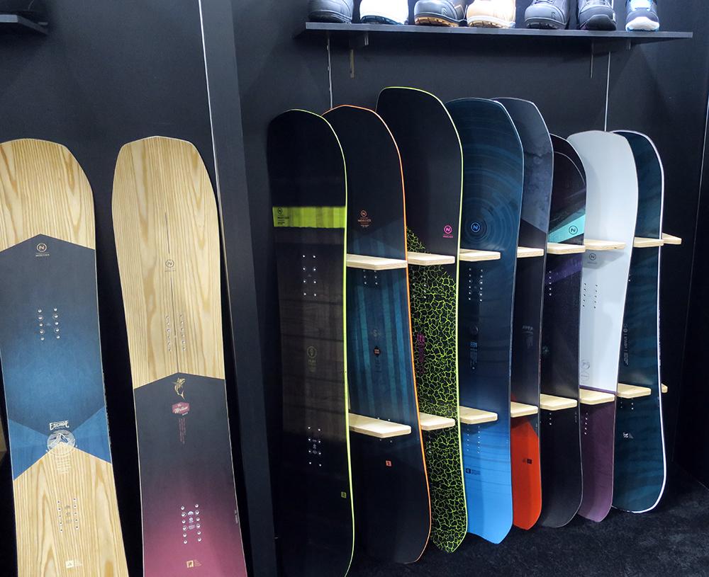 2021 Nidecker Snowboards