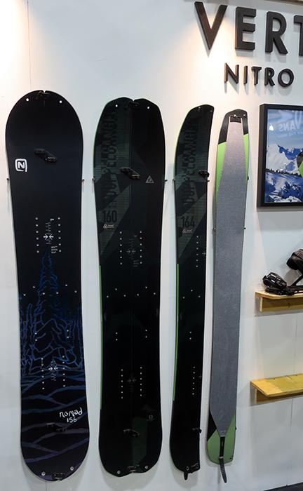 2021 Nitro Snowboards