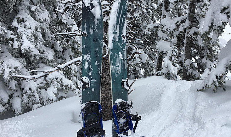 Nitro Squash Splitboard Review