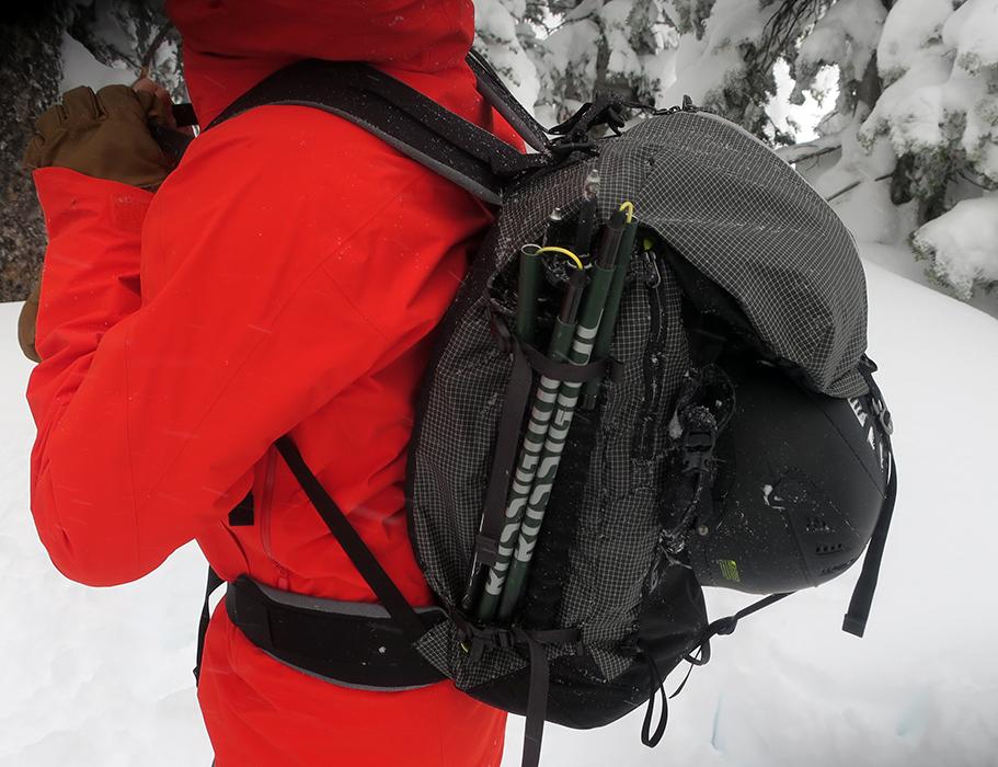 Splitboard Backpack