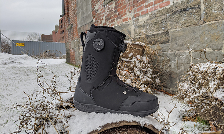 Ride Lasso Snowboard Boots Review
