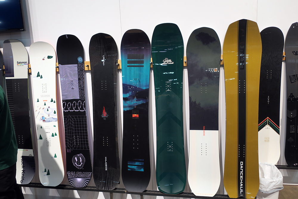 2021 Salomon Snowboards