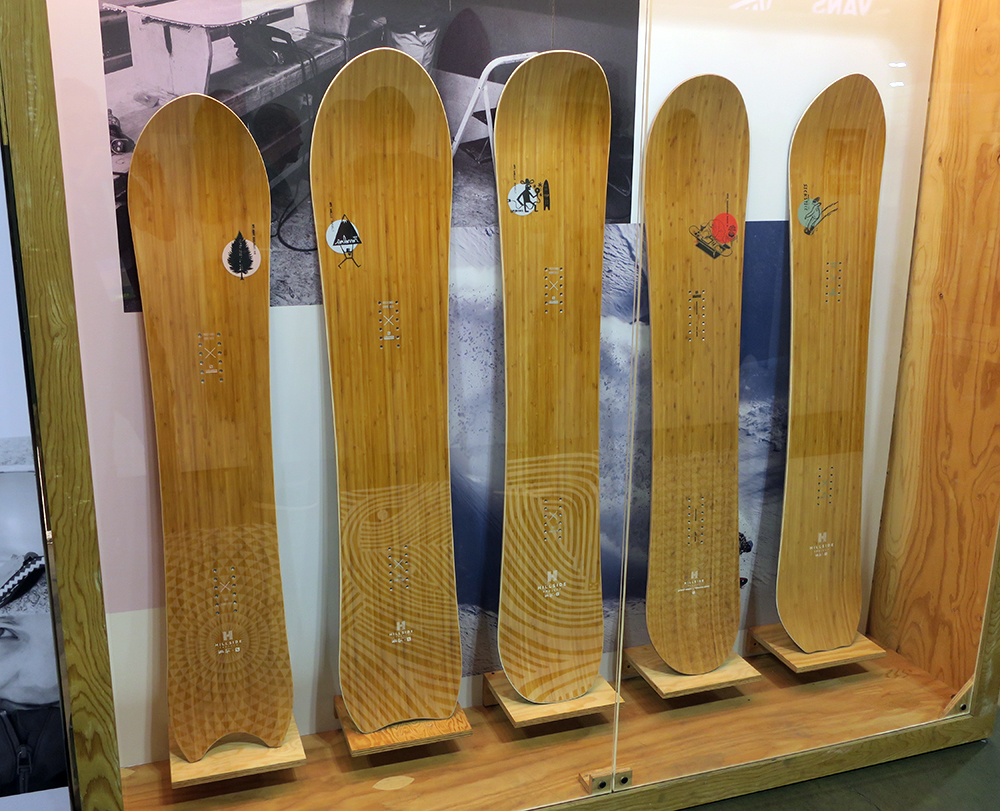 2021 Salomon Wooden Snowboards
