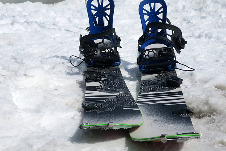 Slash Snowboards Brainstorm Linehiker Splitboard Review