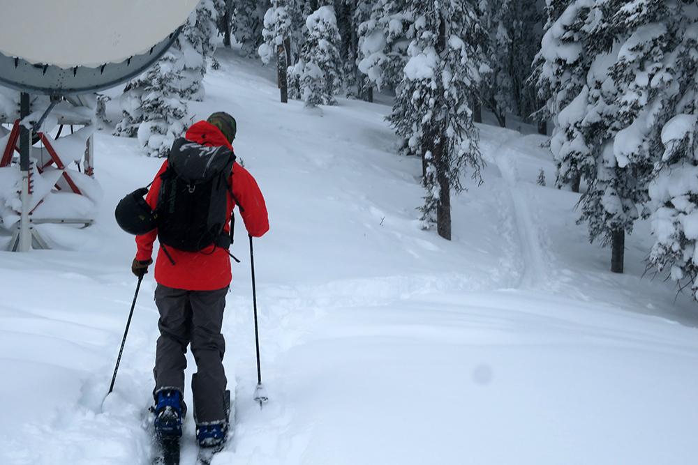 Teton Pass Splitfest