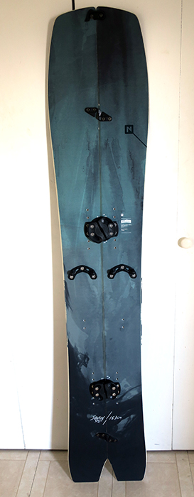 Nitro Swallow Tail Splitboard