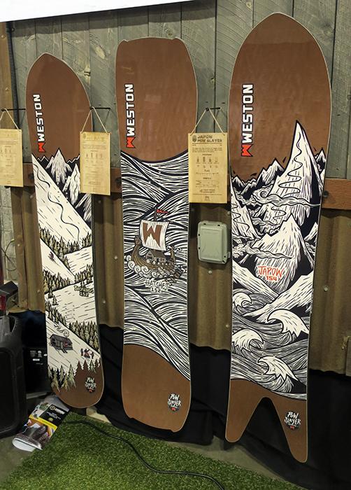 2021 Weston Snowboards