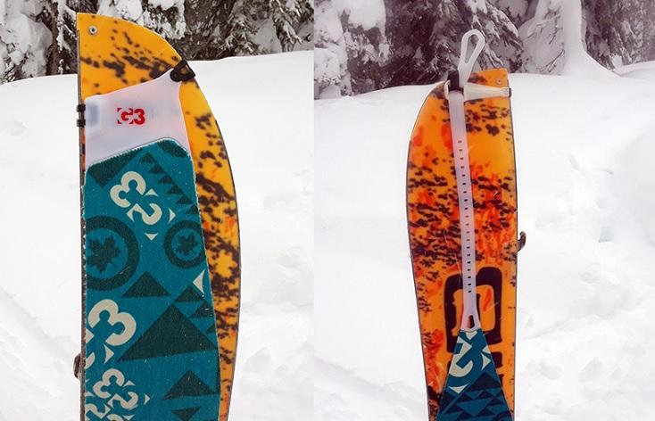 G3 Splitboard Glide Skins Review