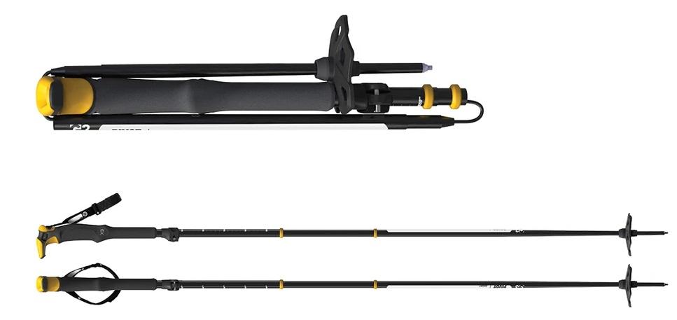 G3 Genuine Guide Gear Backcountry Ski Poles