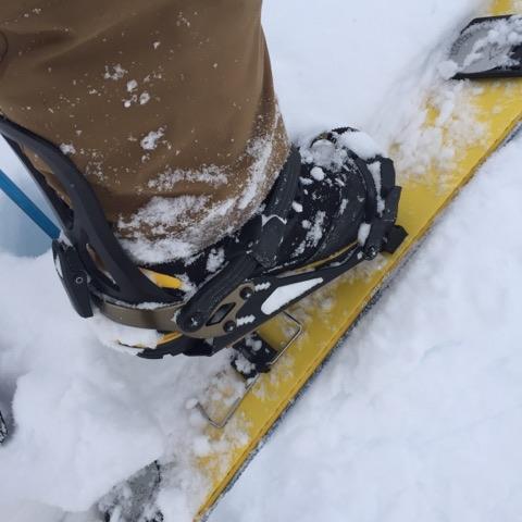 K2 Splitboarding