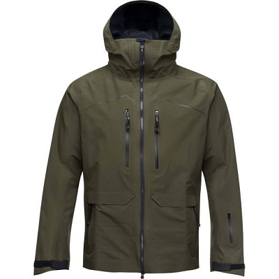 Rossignol Snowboard Jacket Black