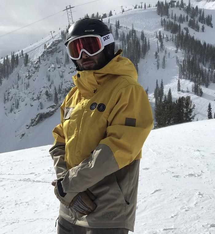 Saga Anomie Insulated Ski Jacket