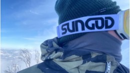 SunGod Snowboard Goggles
