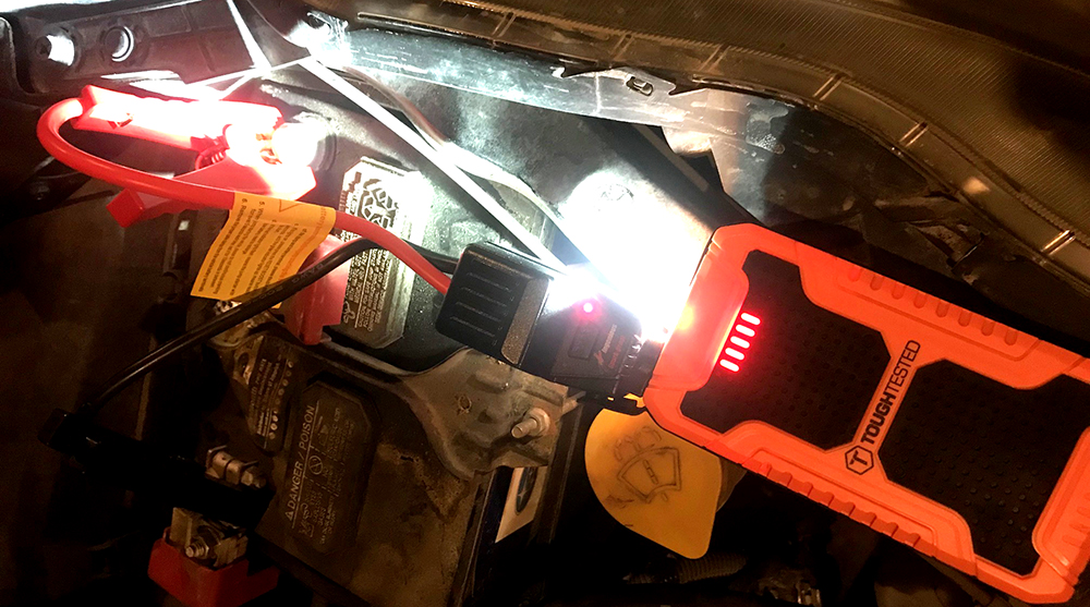 ToughTested Jump Starter V8: An Essential Piece of your Emergency Car Kit