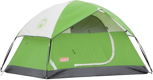 Coleman Sundown Family Camping Tent