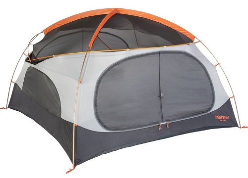 Marmot Tent for Family Camping