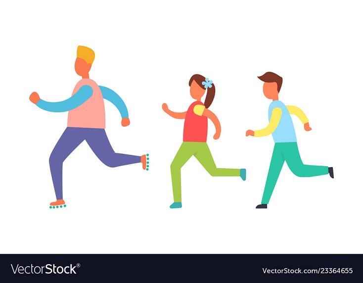 Running with Coronavirus
