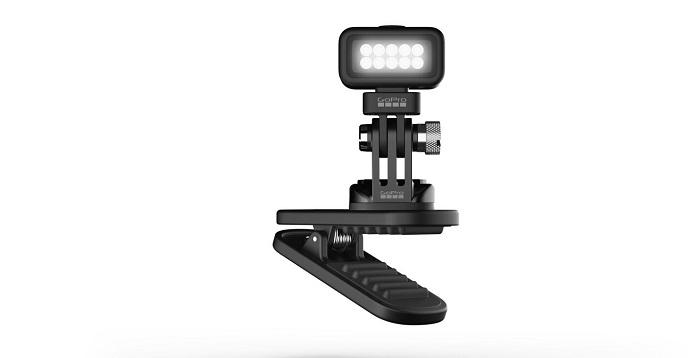GoPro Swivel Light