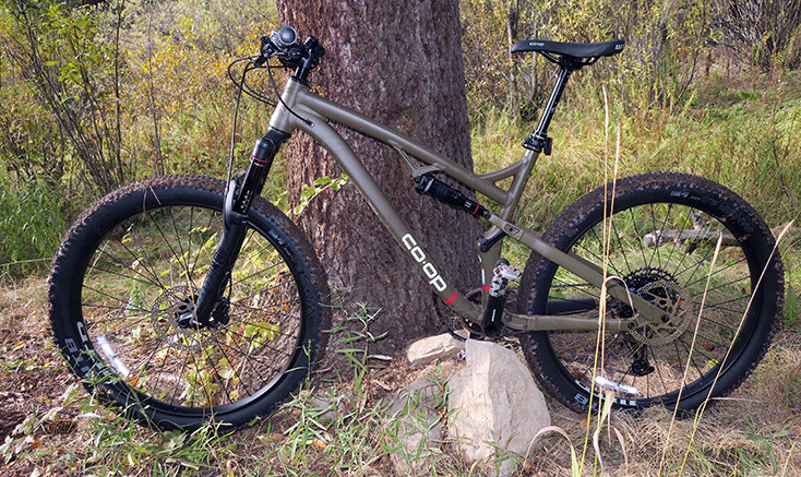 REI Co-Op DRT 3.2 Mountain Bike