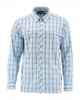 Simms Long Sleeved Fishing Shirt