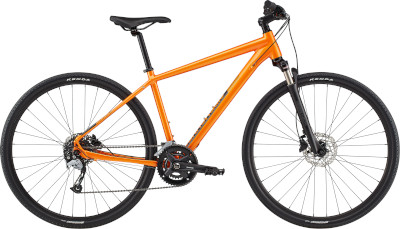 canndondale quick cx 2 hybrid bike