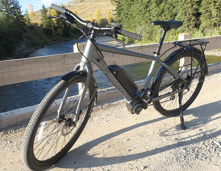 E-Bike Batch Cycles