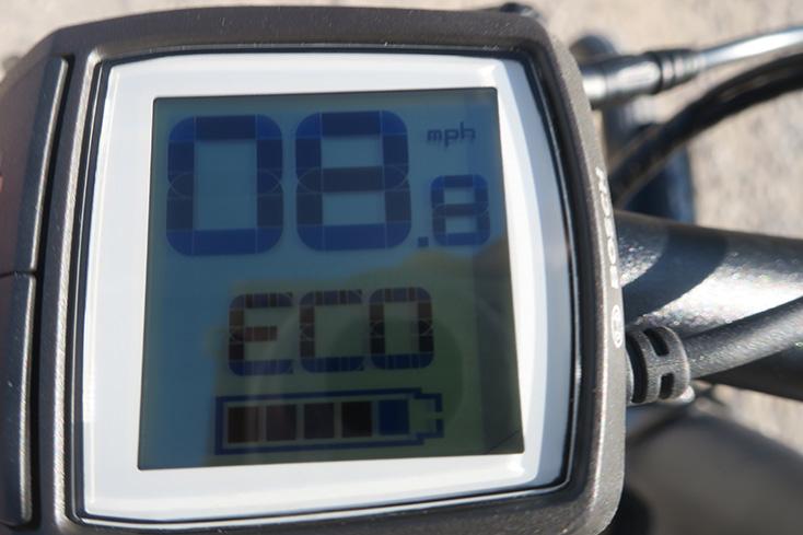 Electric Bike Unit