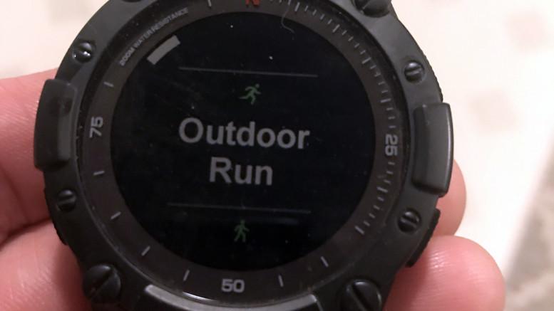 Powerwatch Thermal Watch
