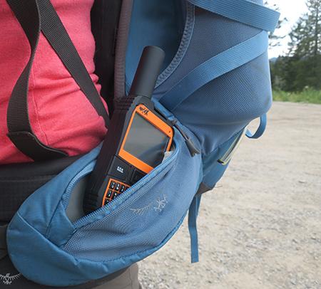 Small GPS