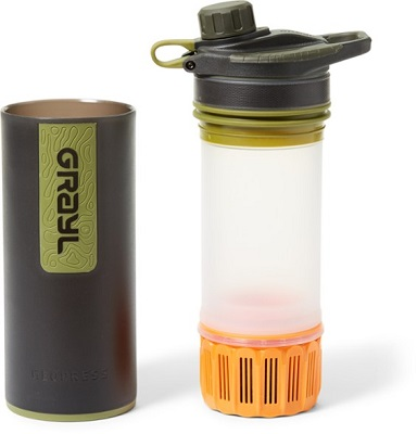 Backcountry Water Filter