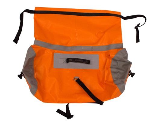 Jacks Plastic Welding Duffel Bags for Rivers