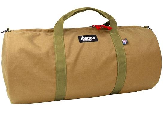 44L Canvas Duffel Bag