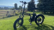 Electric Bike Ebike with Big Tires