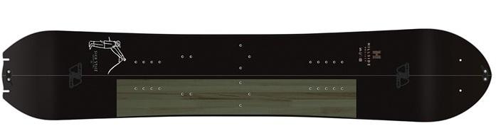 Salomon Sickstick Splitboard