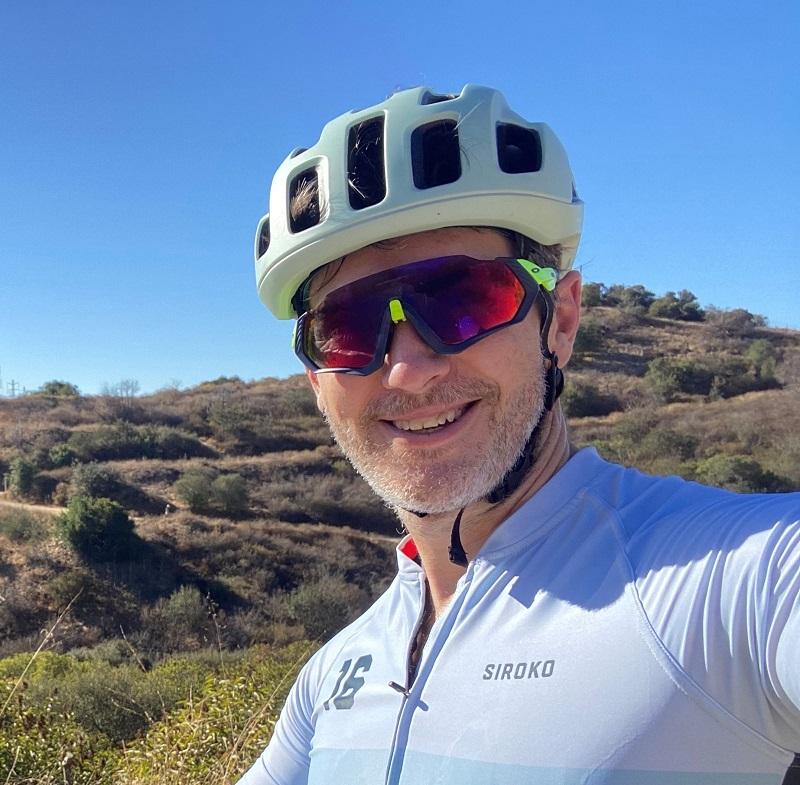Bike Helmet Test in California Foothills