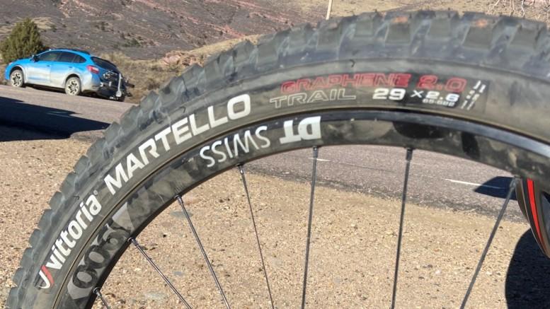Vittoria Bike Tire Rugged Tread