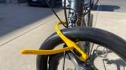 Bike Lock Tie