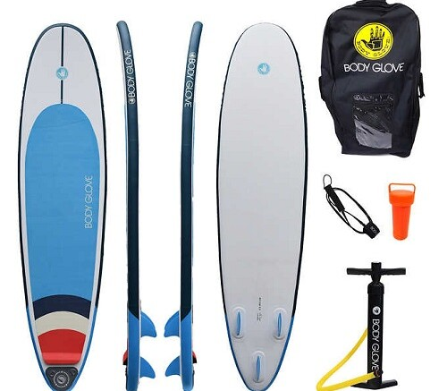 Inflatable Long Board Surfboard Body Glove Surfboard